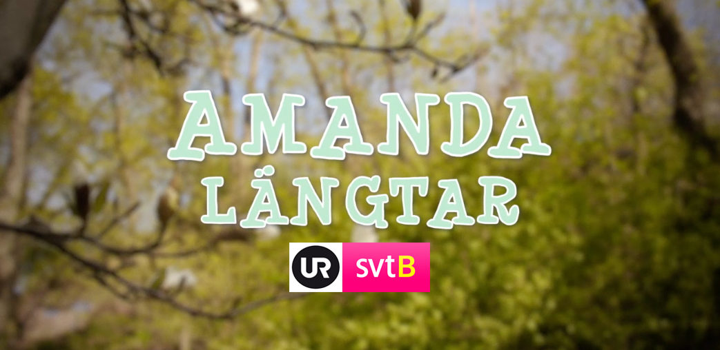 Amanda längtar