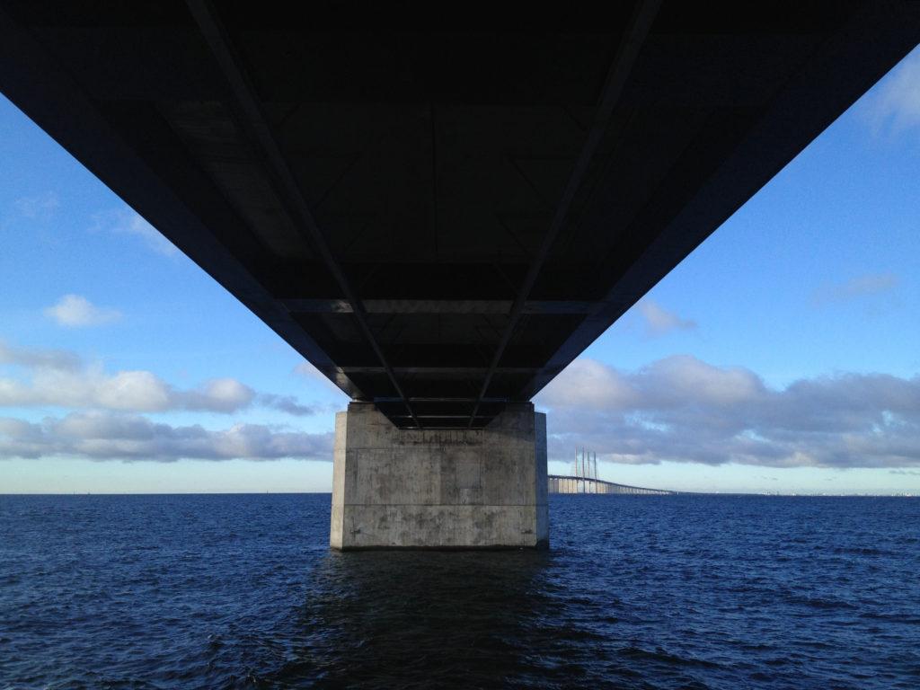 Öresundsbron - Foto Fredrik Rubin