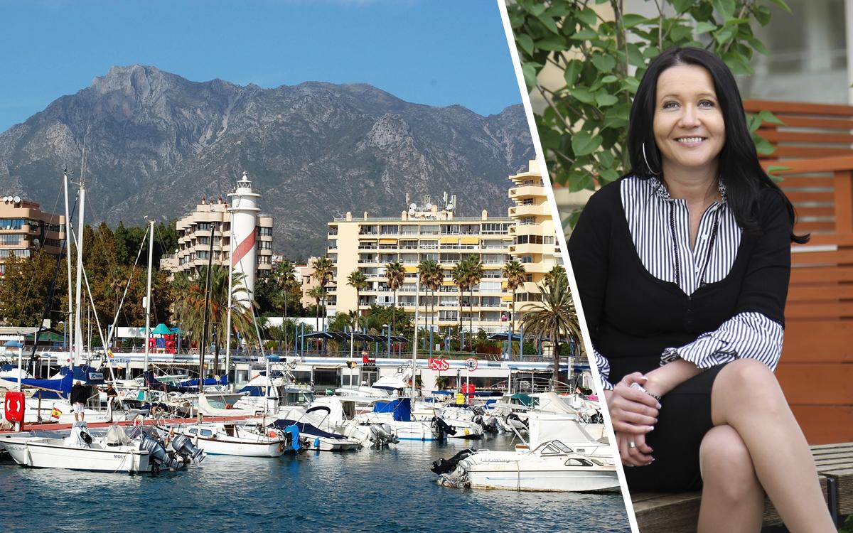 Väsbyhem reste till Marbella på den spanska solkusten. Foto: Väsbyhem/Pixabay.