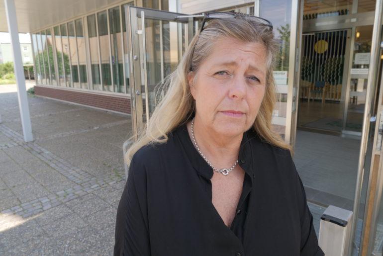 Madeleine Moberg, chef för vård och omsorg i Svalövs kommun.