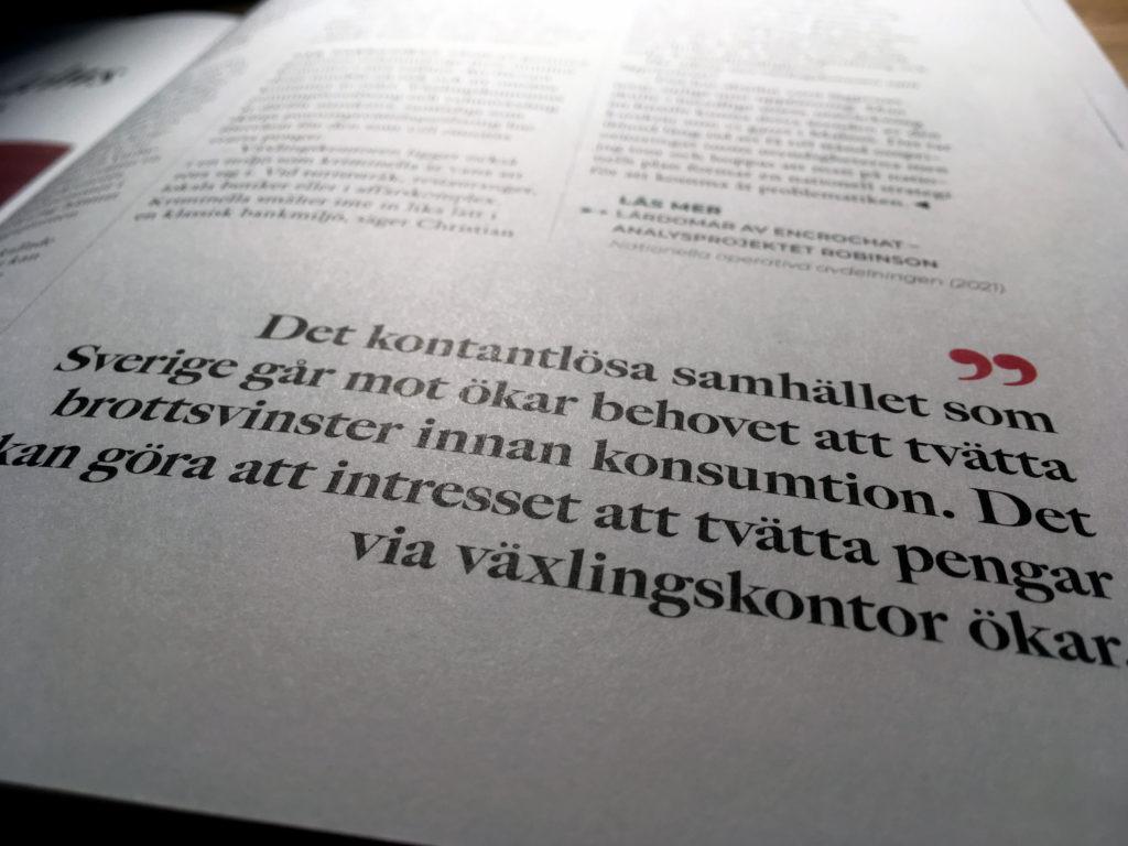 Växlingskontor - Fredrik Rubin